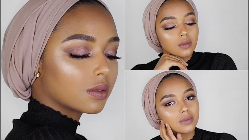 La beauty blogger Shahd Batal