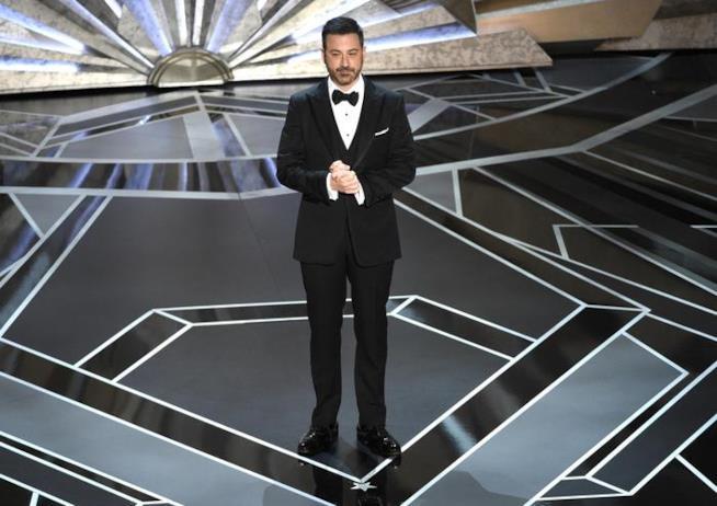 Jimmy Kimmel agli Oscar 2018
