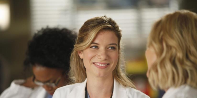 Leah Murphy in Grey's Anatomy 13