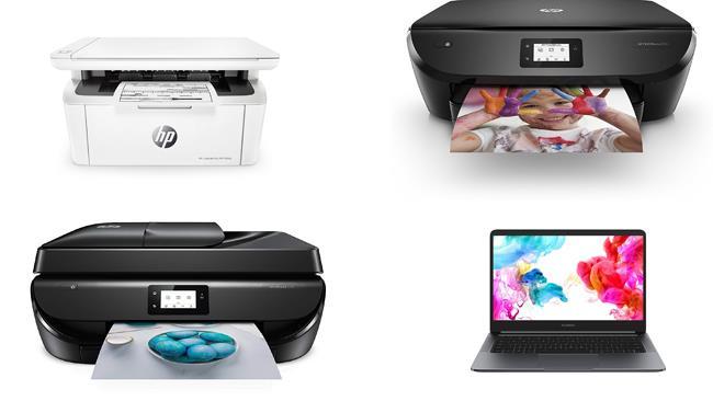 Stampanti e pc in offerta su Amazon