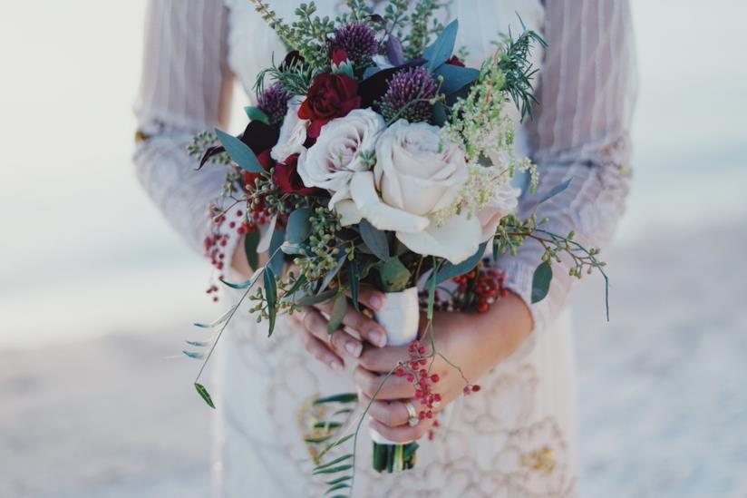 Matrimonio Spiaggia Inverno : Matrimonio in inverno: tutte le idee per la cerimonia perfetta