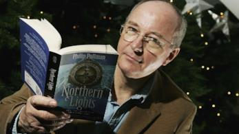 Philip Pullman e Northern Lights (La bussola d'oro)