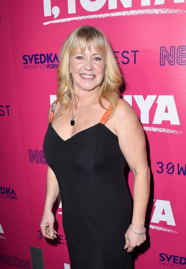 Tonya Harding sul red carpet di I, Tonya