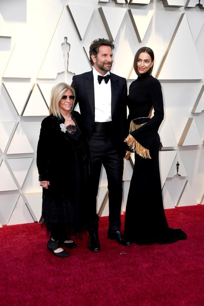 Bradley Cooper sul red carpet degli Oscar 2019