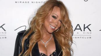 Mariah Carey sorridente a un evento ufficiale