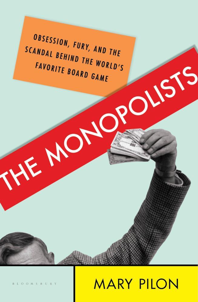 La copertina del libro di Mary Pilon sul Monopoli