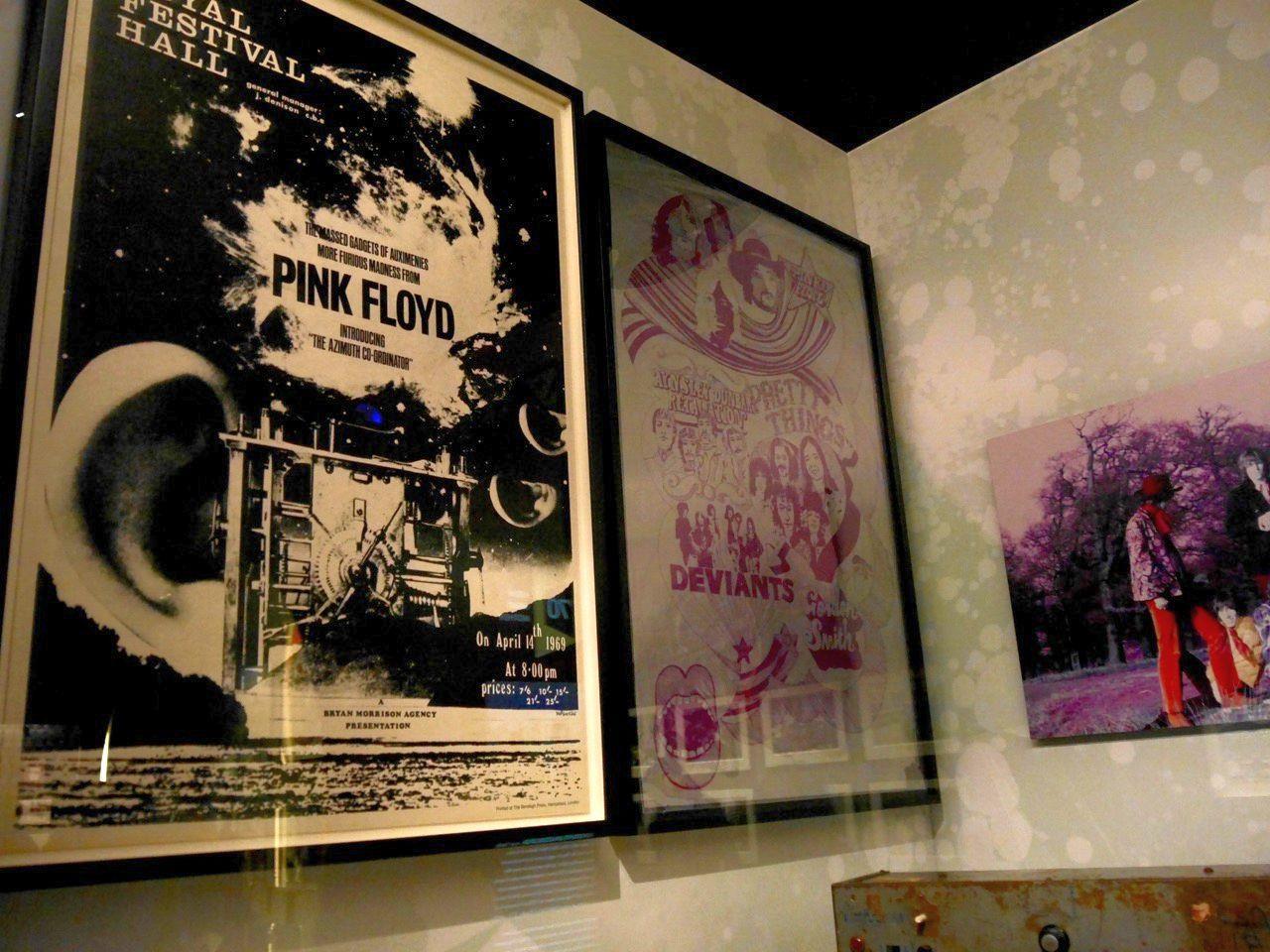 Una foto della mostra