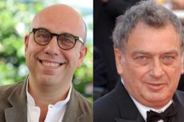 Paolo Virzì e Stephen Frears
