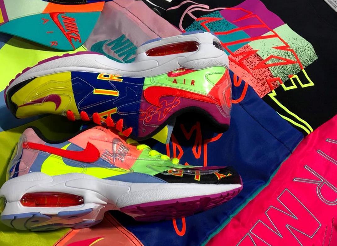 reputable site 93c87 6d34d Le scarpe Nike Air Max2 Light