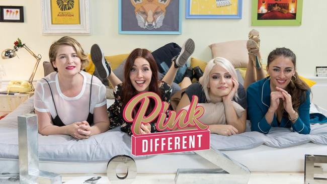 Le protagoniste di Pink Different