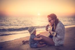 In vacanza al mare con i bambini