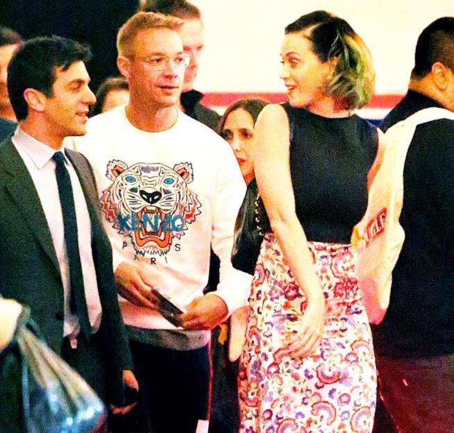 Katy Perry con dj Diplo