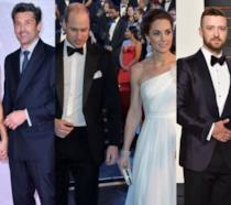 Kate Middleton e William, Patrick Dempsey e Jillian Fink, Jessica Biel e Justin Timberlake