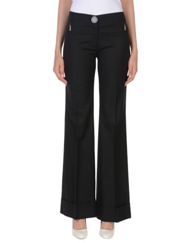Pantalone a zampa nero