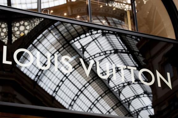 Uno store Louis Vuitton
