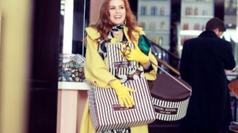 Una scena del film I Love Shopping