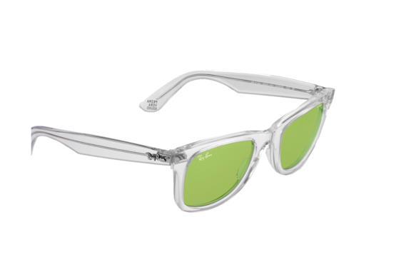Ray-Ban presenta i nuovi occhiali in edizione limitata