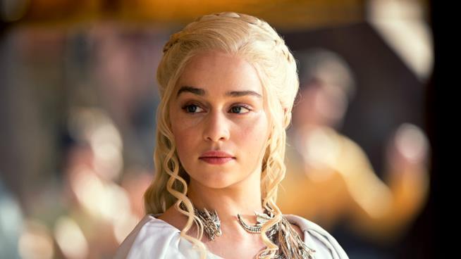 Daenerys Targaryen nella serie