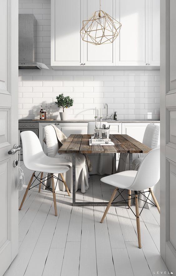 Cucina in stile scandinavo