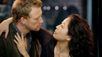Cristina Yang e Owen Hunt di nuovo insieme