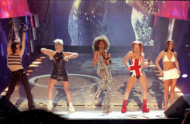 Le Buffalo sono le scarpe scelte dalle Spice Girls 5c18912f02c