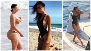 Tutte le star in bikini