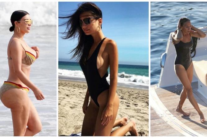 Le star sfoggiano i loro bikini migliori per le vacanze