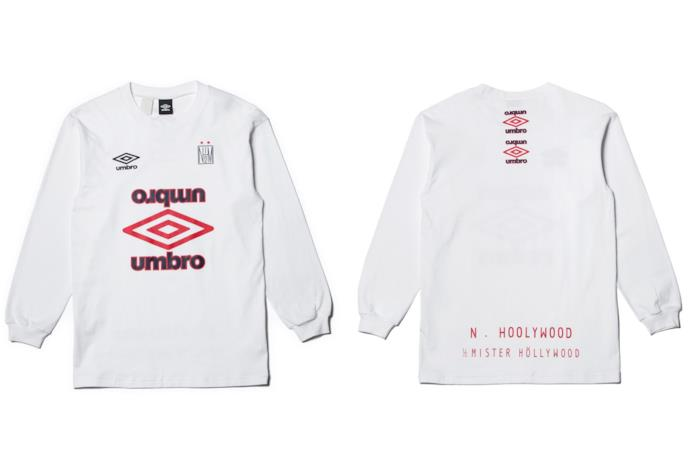 Maglia N.HOOLYWOOD x The North Face