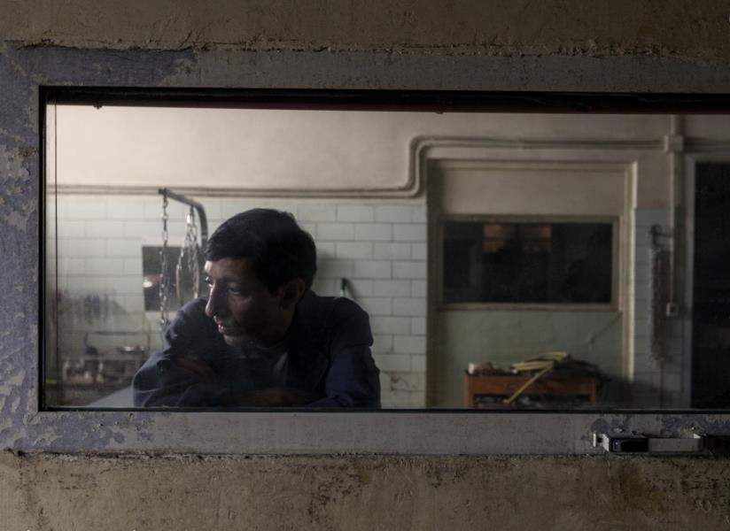 Una immagine tratta dal film Dogman di Matteo Garrone