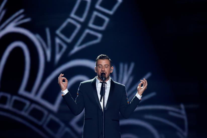 Francesco Gabbani all'Eurovision Song Contest