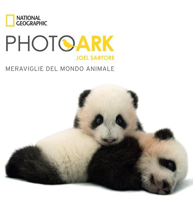 La Mostra fotografica Photo Ark di Joel Sartore per National Geographic