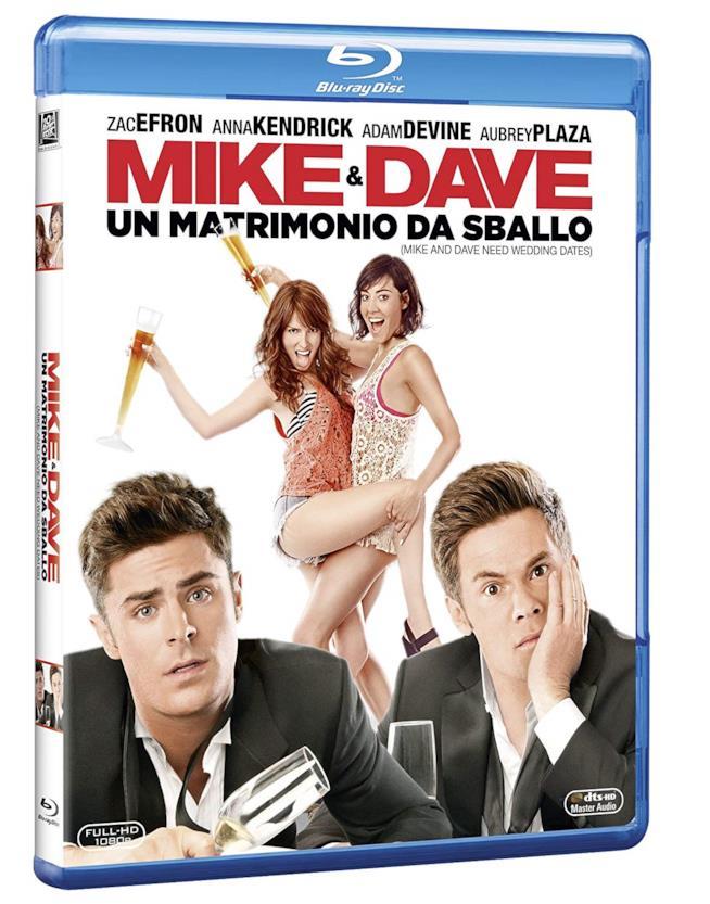 Blu-ray di Mike & Dave – Un matrimonio da sballo