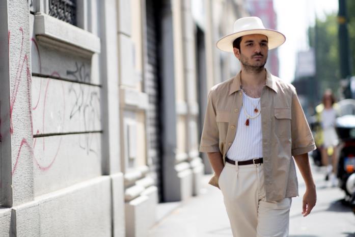 Panama come indossarlo street style 2019