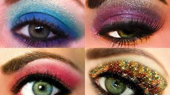 Trucchi occhi per tipo di colore