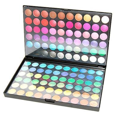 120 Colori Palette Ombretti Eyeshadow Palettes Trucco Corredo Box Professional