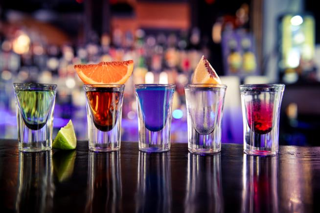 Shot alcolici