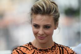 Jasmine Trinca, ospite del Ventotene Film Festival, a Cannes