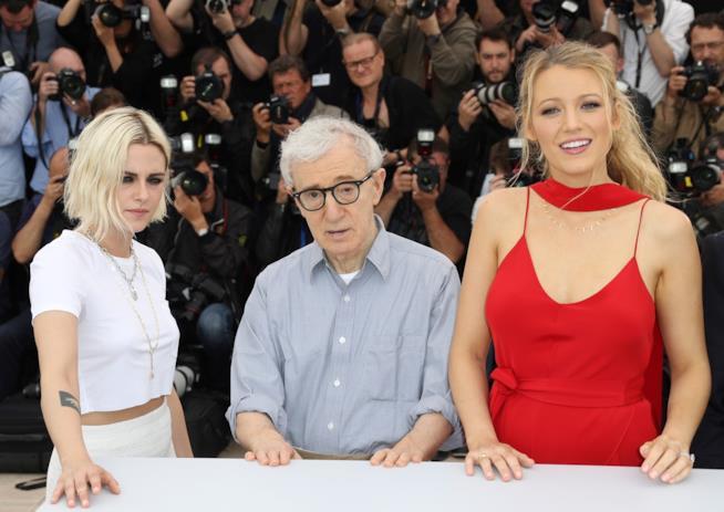 Kristen Stewart, Woody Allen, Blake Lively