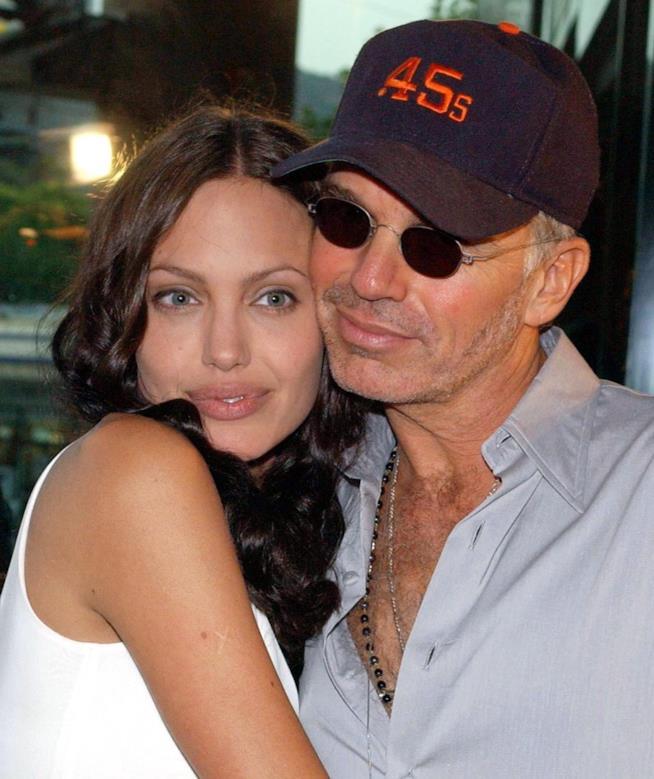 Billy Bob Thornton e Angelina Jolie