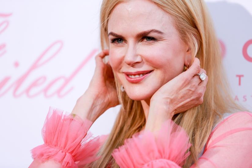 L'attrice Nicole Kidman è Grace di Monaco