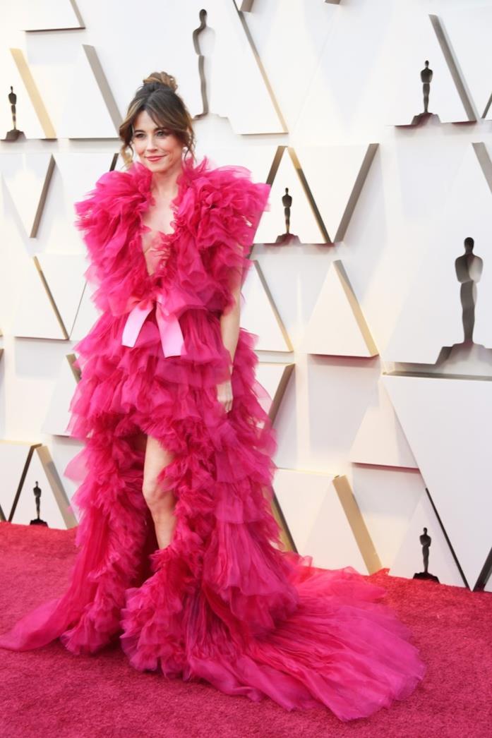 Linda Cardellini sul red carpet degli Oscar 2019