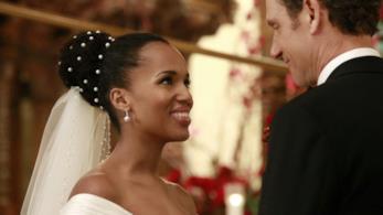 Il matrimonio di Olivia e Fitz