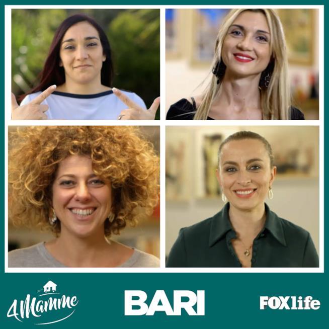 Le quattro mamme di Bari