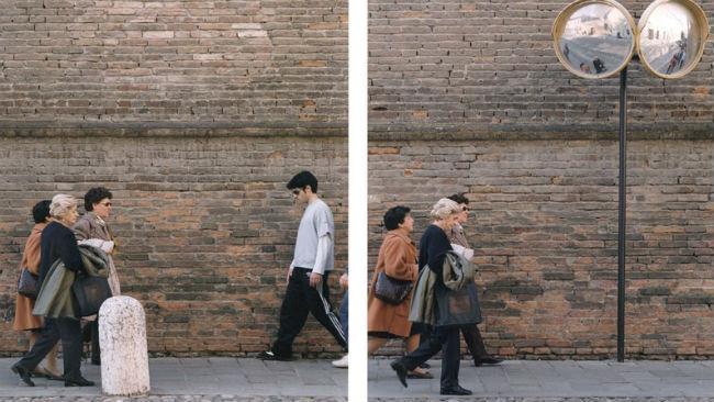Mostra New Perspective, opera di Paola De Pietri