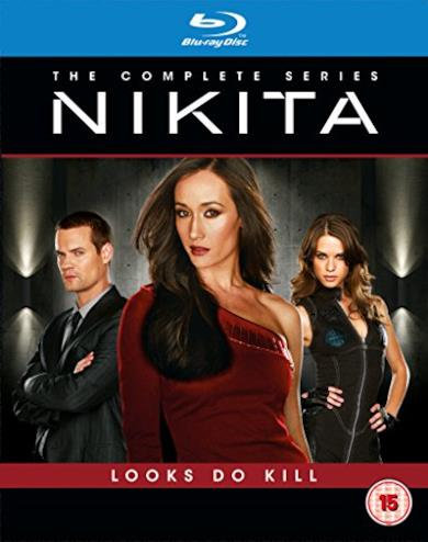 Cofanetto Blu-ray di Nikita - Seasons 1-4