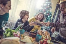 Ricette di Natale, menu facile