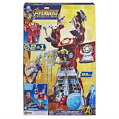 Marvel Avengers Infinity War Hulkbuster Playset