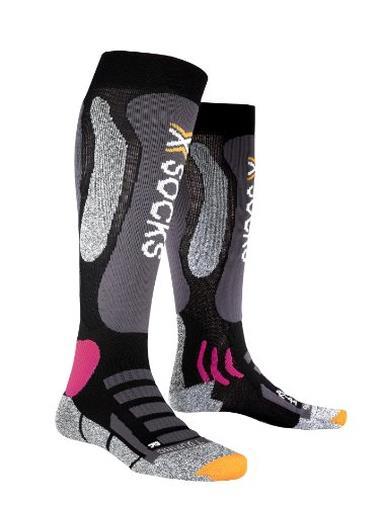 X-Socks Ski Touring Silver Lady