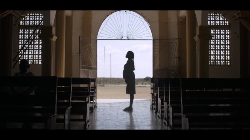 Dal film Angela di Agamenon Quintero
