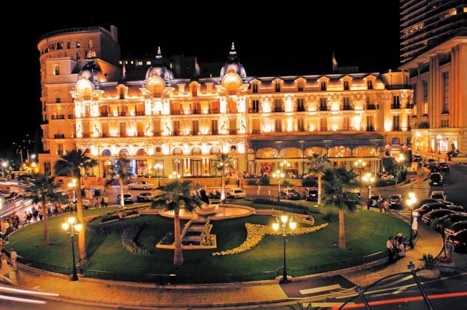 Hotel de Paris, Monaco - Iron Man 2